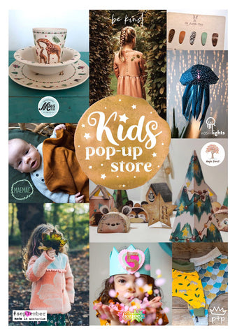 kids pop-up store