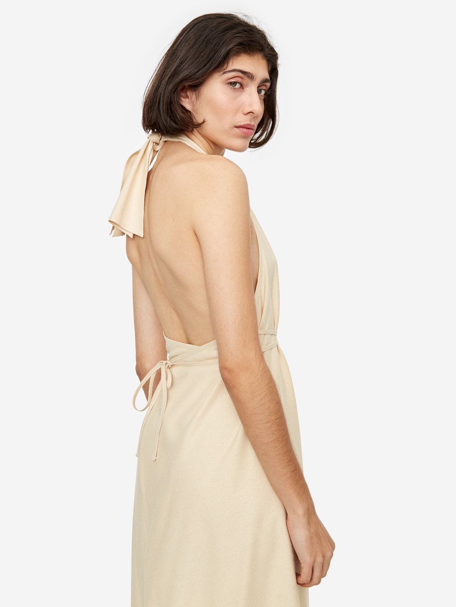 Baserange Dour Apron Dress