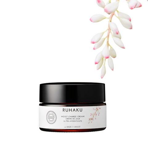 RUHAKU MOIST CHARGE CREAM 30g