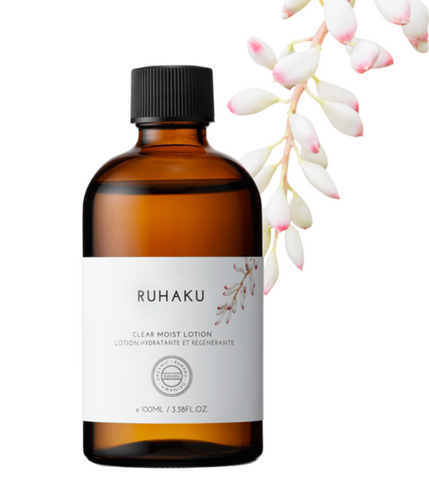 RUHAKU CLEAR MOIST LOTION 100ml