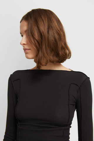 Baserange Omato Long Sleeve - BLACK