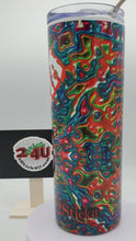 Load image into Gallery viewer, Oil Slick No. 4 20 Ounce Stainless Steel Tumbler