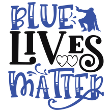 Load image into Gallery viewer, Blue Lives Matter Coffee Mug - Home of Buy 3, Get 1 Free. Long Lasting Custom Designed Coffee Mugs for Business and Pleasure. Perfect for Christmas, Housewarming, Wedding Party gifts