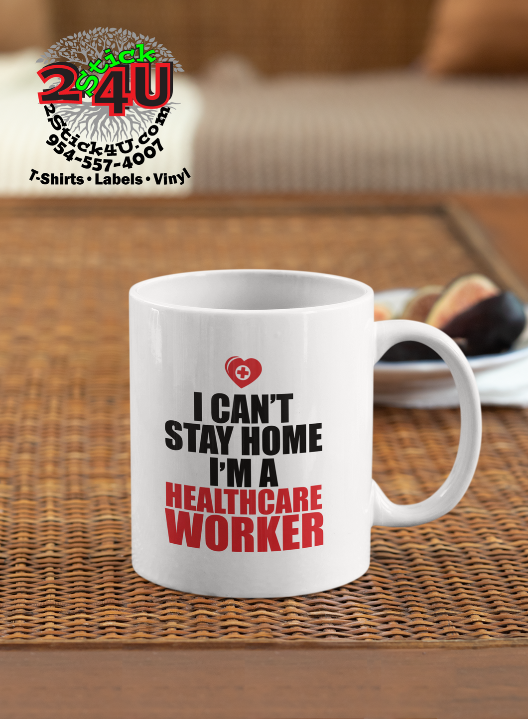 Nurse - Essential Worker Coffee Mug - Home of Buy 3, Get 1 Free. Long Lasting Custom Designed Coffee Mugs for Business and Pleasure. Perfect for Christmas, Housewarming, Wedding Party gifts