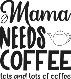 Mamma Needs Coffee Coffee Mug - Home of Buy 3, Get 1 Free. Long Lasting Custom Designed Coffee Mugs for Business and Pleasure. Perfect for Christmas, Housewarming, Wedding Party gifts