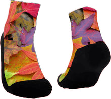 Load image into Gallery viewer, Autumn Dayz Custom Socks, Can be personalized and created for you, customized socks perfect as a holiday gift or birthday gift. Men & Woman