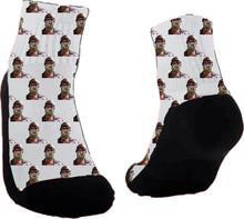 Load image into Gallery viewer, FACE SOCKS. Any Face. Pet Socks, Custom Face Socks, Dog Socks, Cat Socks, Any Face On Socks, Bridesmaid Socks, Groomsmen Socks