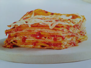 Large Cheese Lasagna