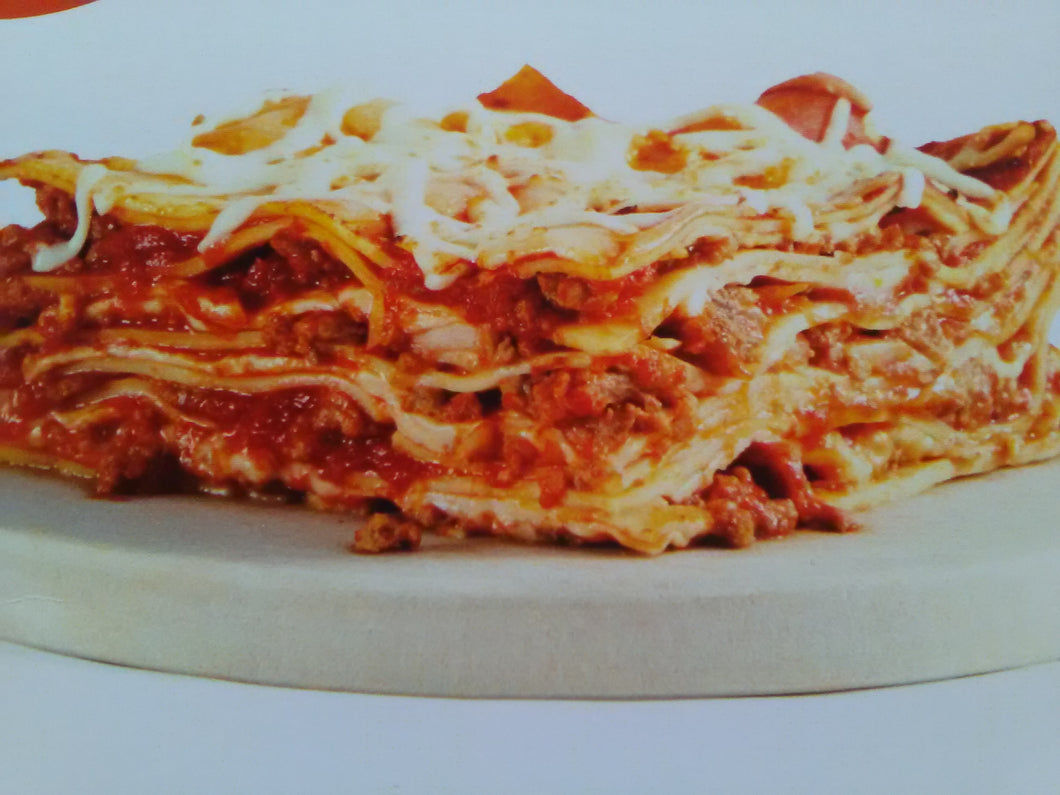 Small MEAT Lasagna
