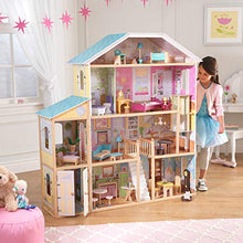 Load image into Gallery viewer, KidKraft Majestic Mansion Dollhouse
