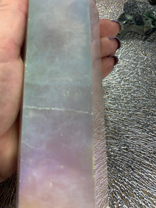 Aura Rose Quartz Generator Point