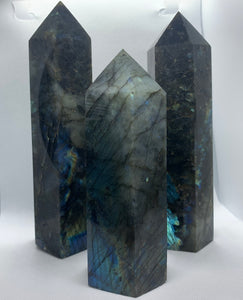 Labradorite Tower/Generator Points.