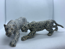 Load image into Gallery viewer, Dalmatian Jasper Leopard Carving