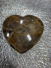 Load image into Gallery viewer, Black Moonstone Heart
