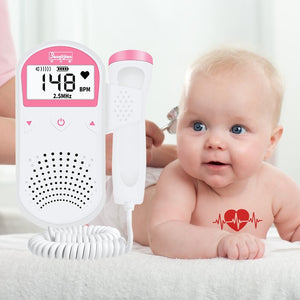 Fetal Heartbeat Doppler