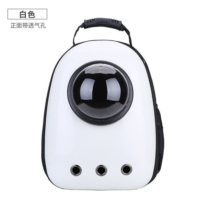 Breathable  Pet BackPack Capsule