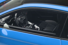 Load image into Gallery viewer, Gt Spirit - Audi Rs5 Coupe (Turbo Blue)(Gt311) 1:18 Scale Resin Model Car