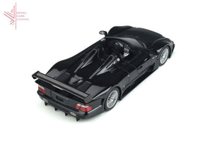 Gt Spirit - Mercedes-Benz Clk Gtr Roadster Chassis #1 (Black)(Gt826) 1:18 Scale Resin Model Car