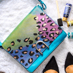 Rehab Workshop: Hand Painted Handbag