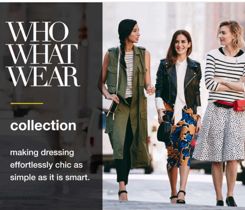 Target's Who What Wear collection