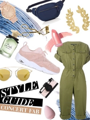 Style Guide: Concert Fab