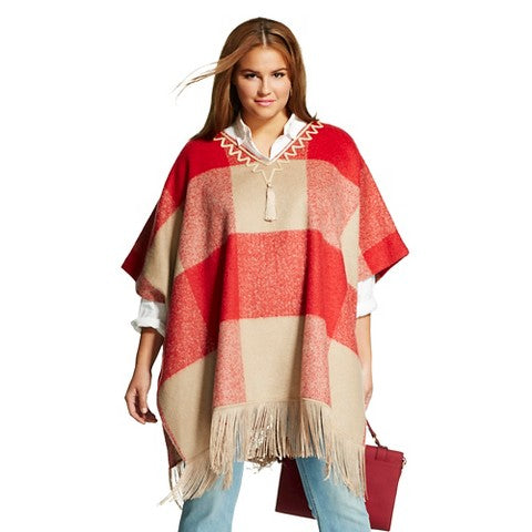 Adam Lippes for Target Poncho