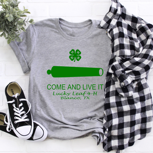 Lucky Leaf 4-H (PRE-ORDER)