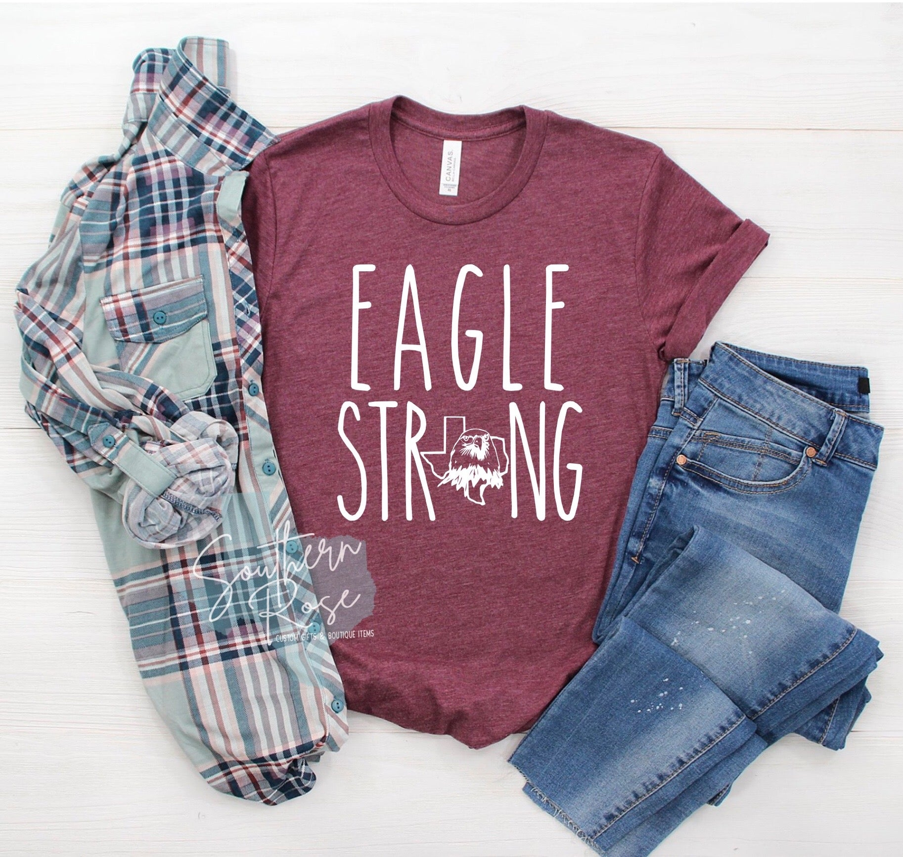 Eagle STRONG - ADULT SIZES