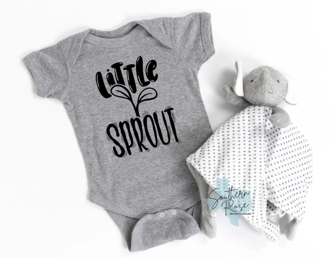 Little Sprout Infant Onesie