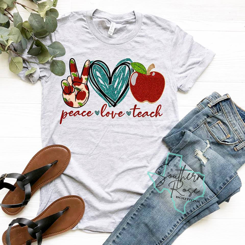 Peace-Love-Teach