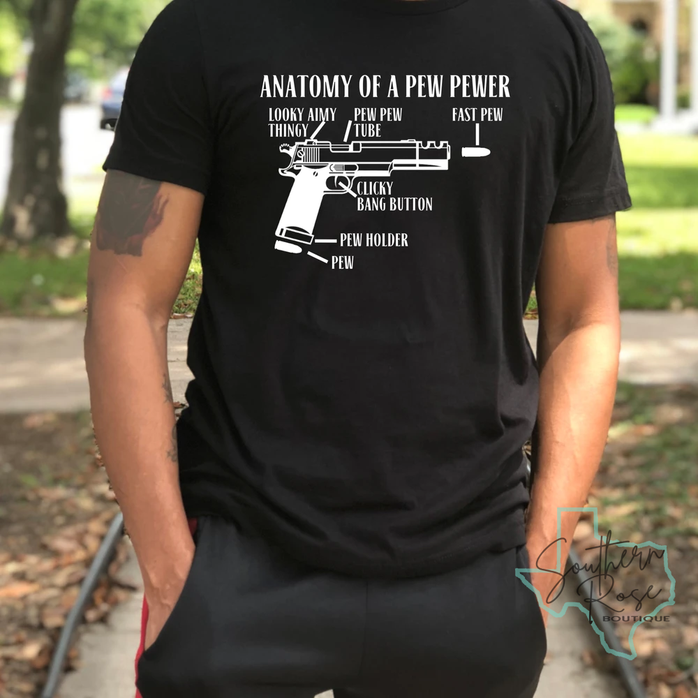 Anatomy of a Pew Pew
