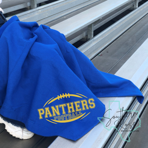 Stadium Blankets - Panthers/Eagles