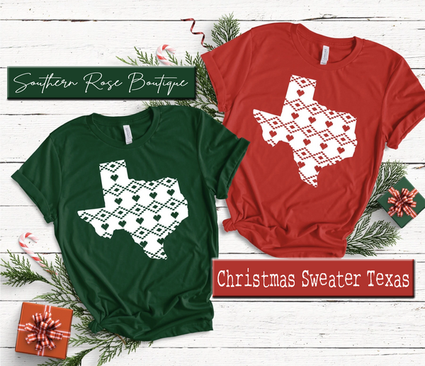 Texas Sweater