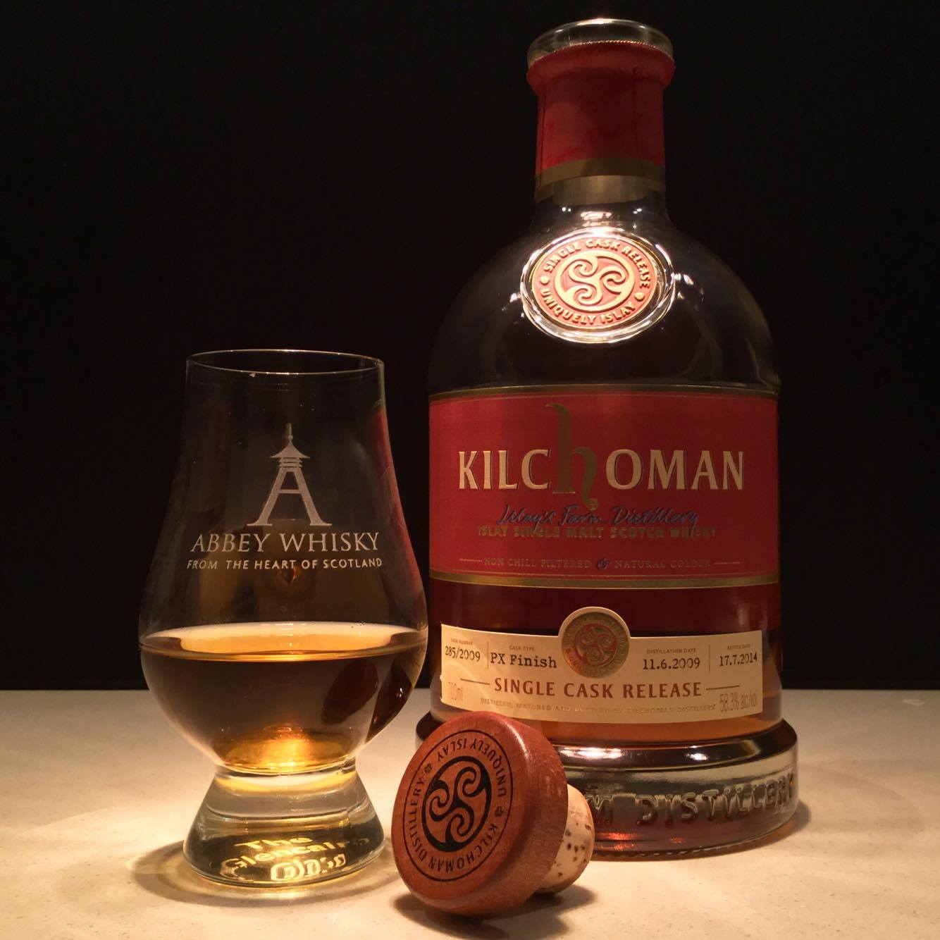 Kilchoman AW Exclusive Whisky