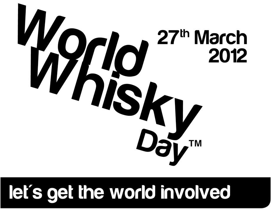 World Whisky Day - 10% discount plus a free miniature with every order!