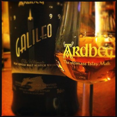 Just tasted - Ardbeg Galileo