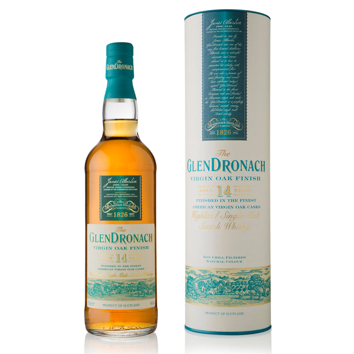 New Wood Finish Whisky from GlenDronach & BenRiach
