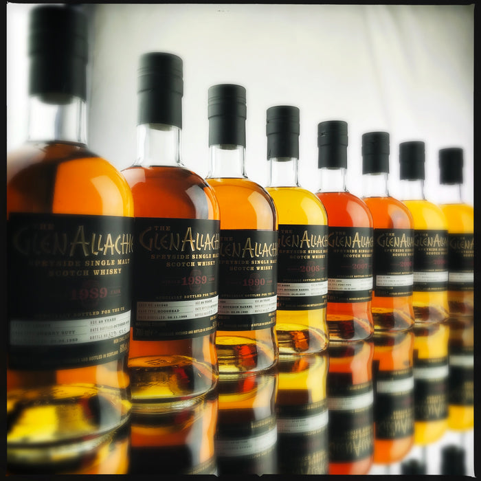 GlenAllachie UK Single Casks Batch 1