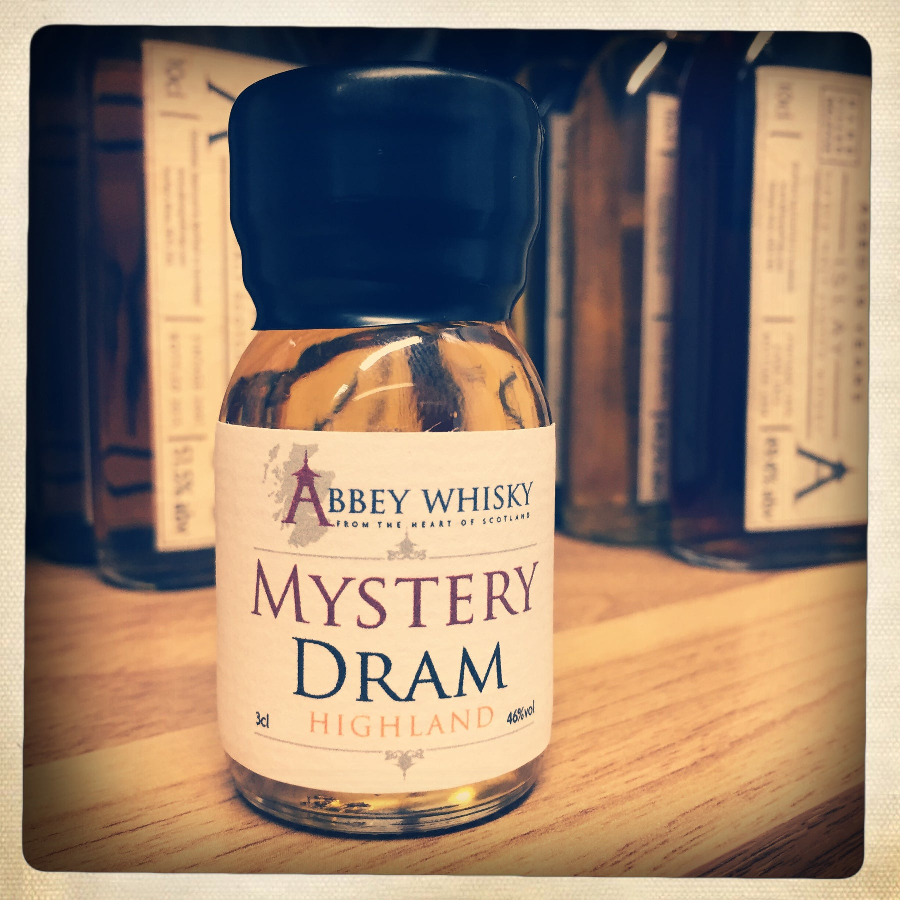 Mystery Dram 4 - In play!