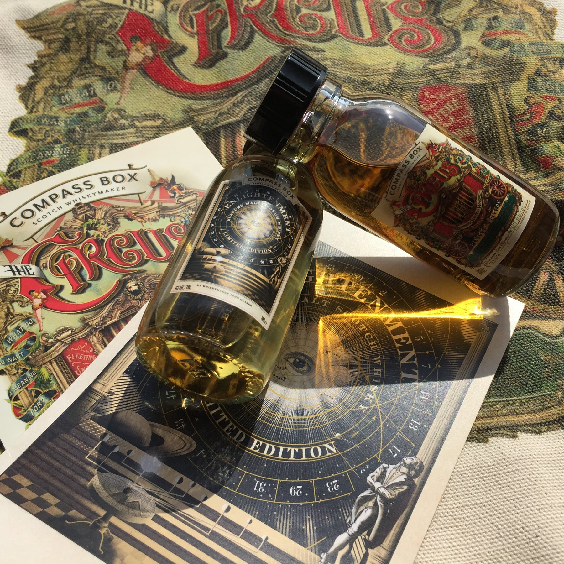 Compass Box Enlightenment & The Circus
