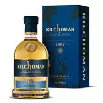 Kilchoman Announce 2007 Vintage - Oldest Whisky to Date