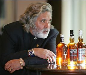 Diageo at advanced stage for stake in United Spirits.