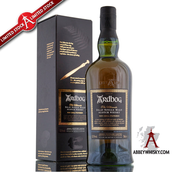 Ardbog (Ardbeg) is here!