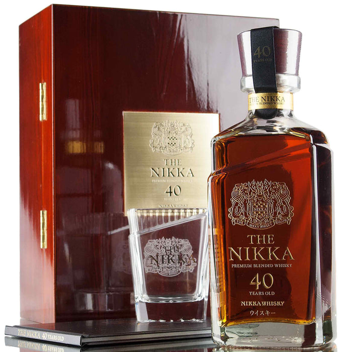 Nikka 40 Year Old - a true whisky masterpiece!