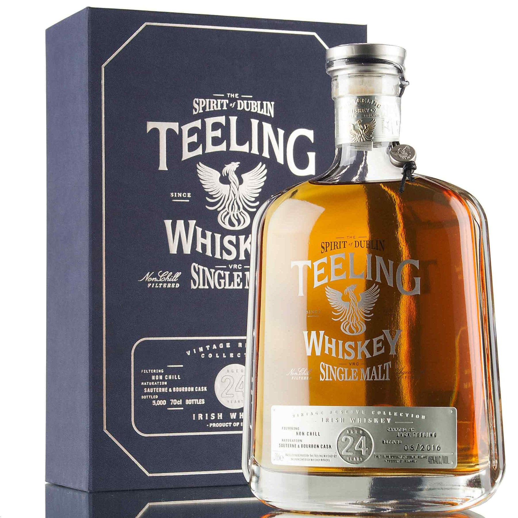 Teeling 24 Year Old - 1991 / Vintage Reserve Collection
