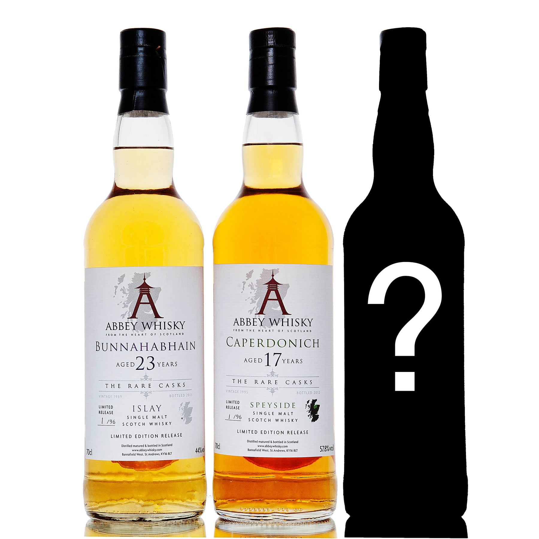 Win a bottle of 'Rare Casks' whisky - Release 3 (not even released yet!)