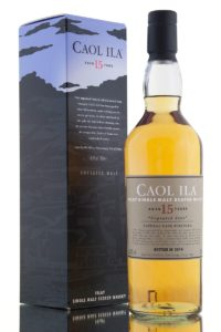 Caol Ila 15 Year Old / Unpeated 2014 Special Release