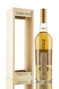 Glen Moray 24 Year Old - 1992 / Single Cask 2950 / Càrn Mòr