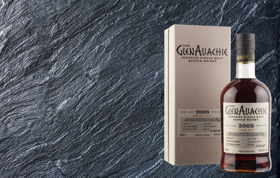 GlenAllachie Abbey Whisky Exclusive | Single Cask 667
