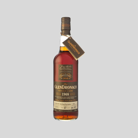 GlenDronach single malt Scotch whisky available to buy at Abbey Whisky.